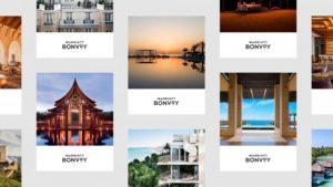 Marriott Bonvoy万豪旅游品牌命名和品牌形象设计