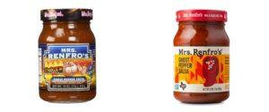 伦弗洛食品公司调味品企业品牌命名,宣传语与logo设计