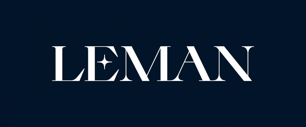 New  logo  and Identity for Leman Jewelry by M -- N Associates