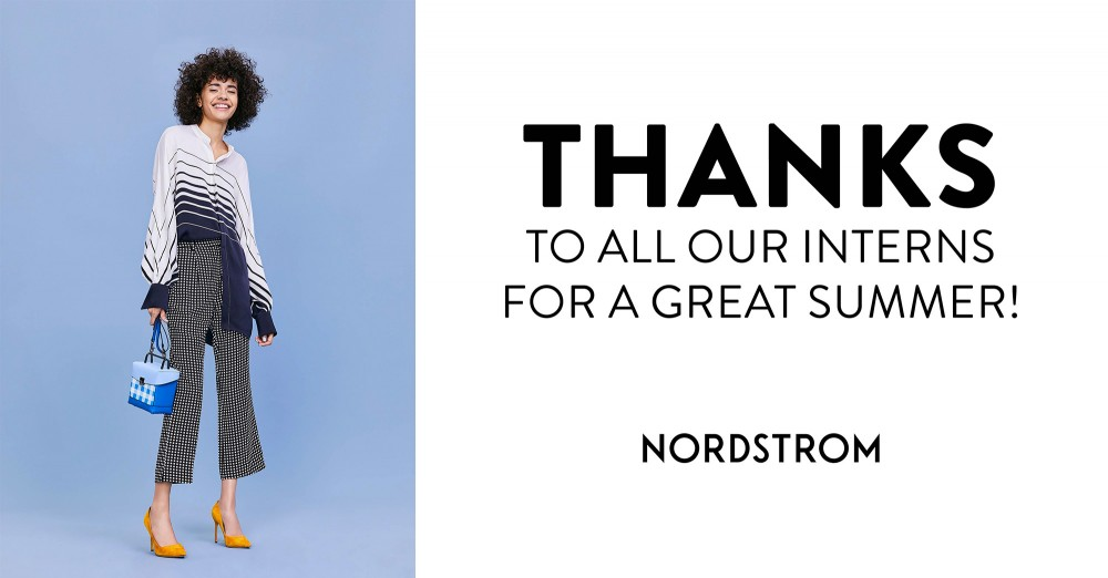 New  logo  for Nordstrom