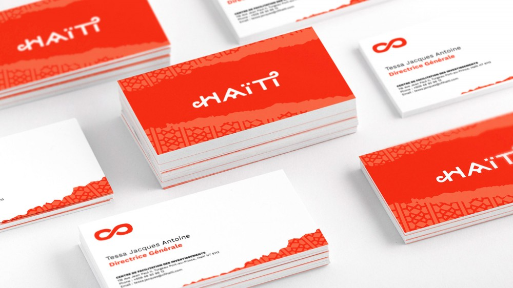 New Country Brand for Haiti by Futurebrand