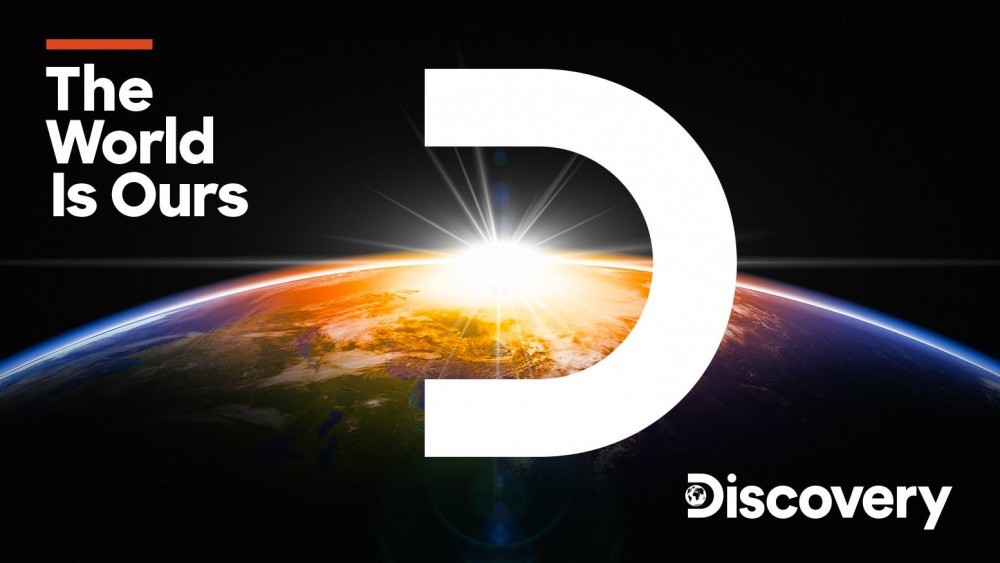 New logo for Discovery Channel