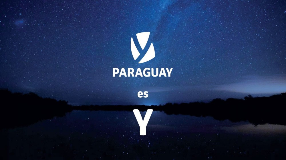 New Country Brand for Paraguay by Alejandro Rebull