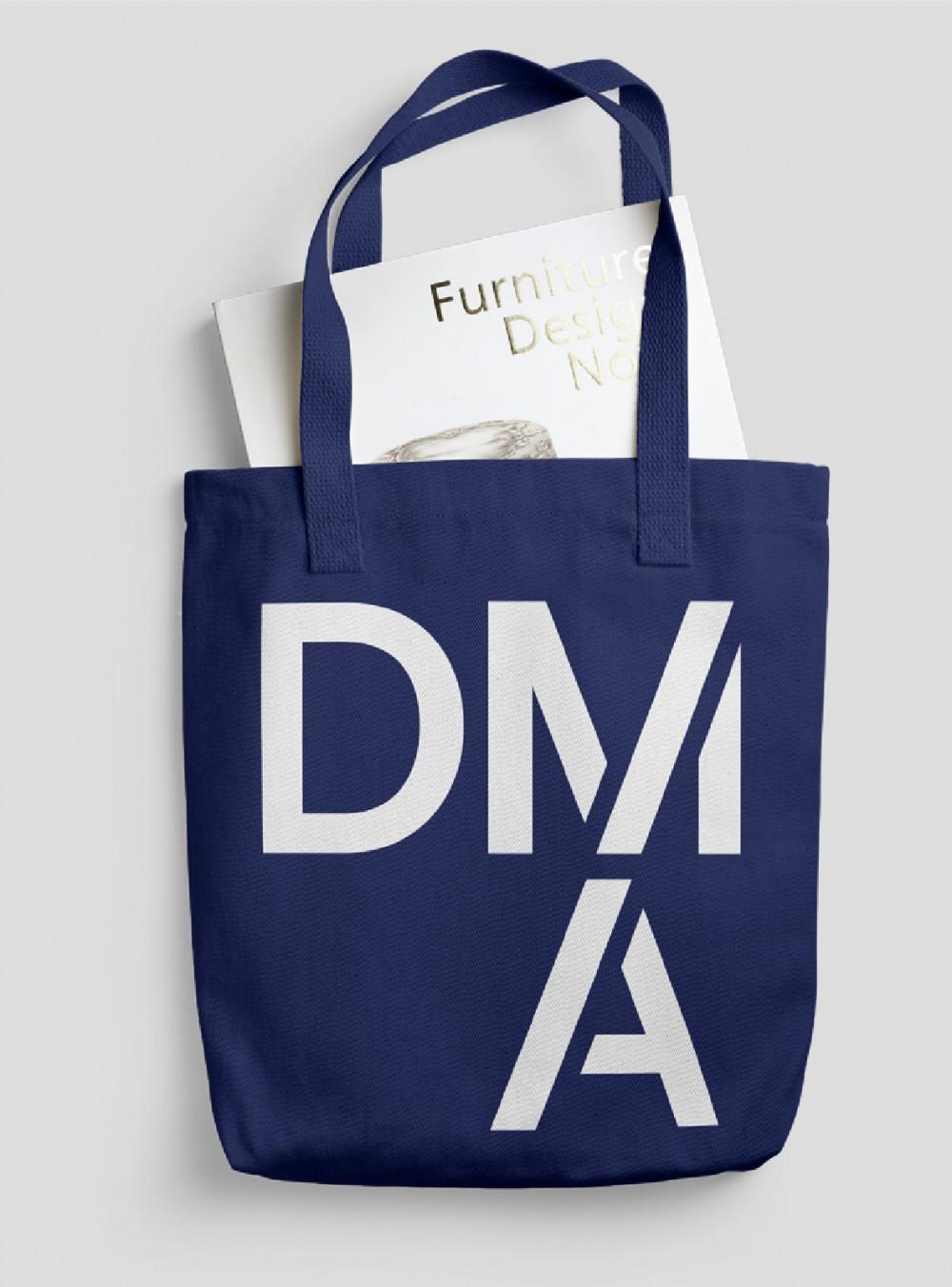 New  logo  and Identity for Data & Marketing Association by Jack Renwick Studio