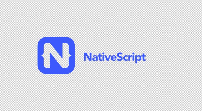 NativeScript logo 01