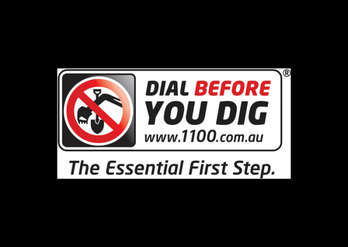 Dial Before You Dig logo 1800x1278