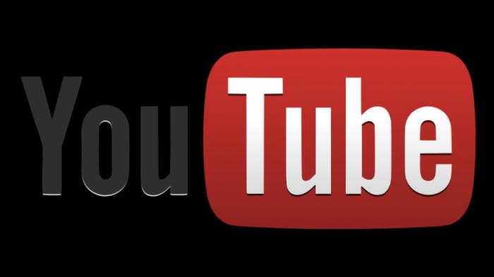 YouTube logo 2011-2013