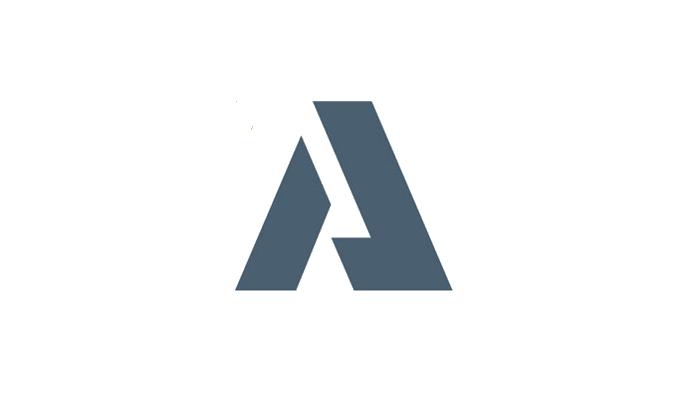 Astad基础设施项目管理logo设计