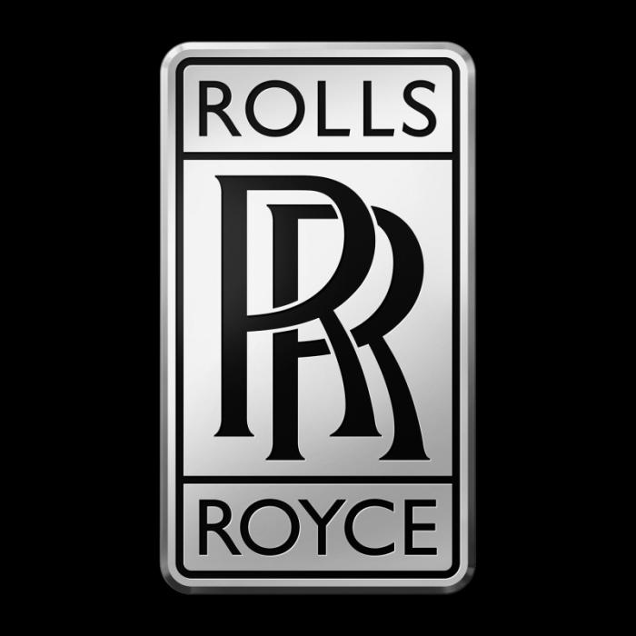 Rolls-Royce Logo Present