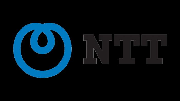 NTT company logo