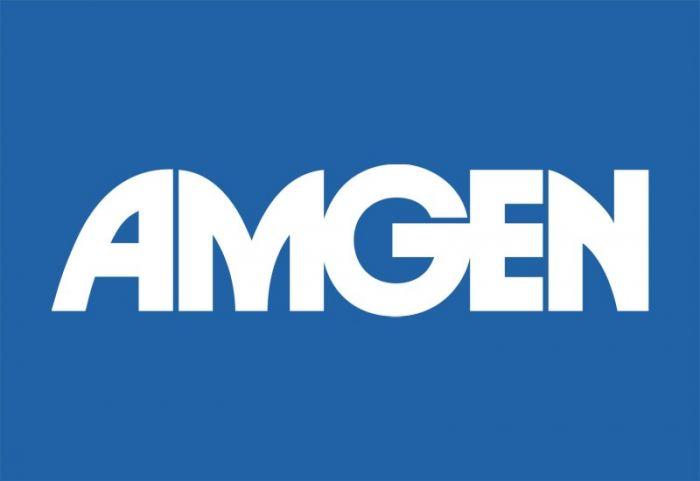 white logo amgen