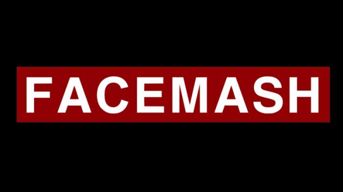 facemash 2003 facebook logo