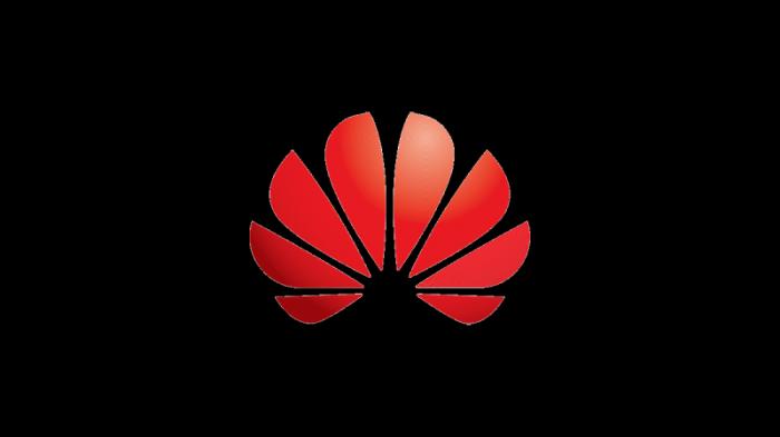 Huawei网络和电信设备logo设计