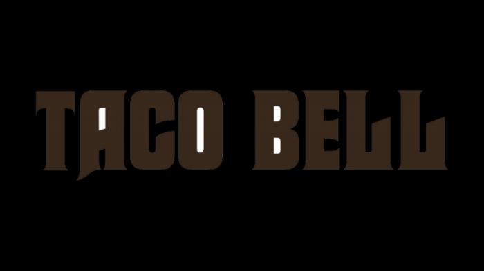 taco bell logo 1972