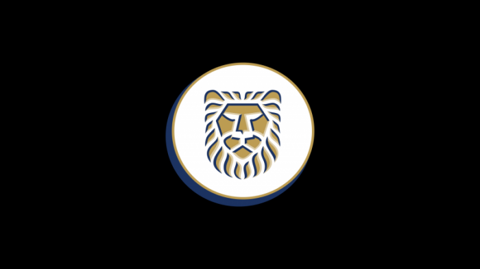 金田Gold Fields黄金生产商logo设计
