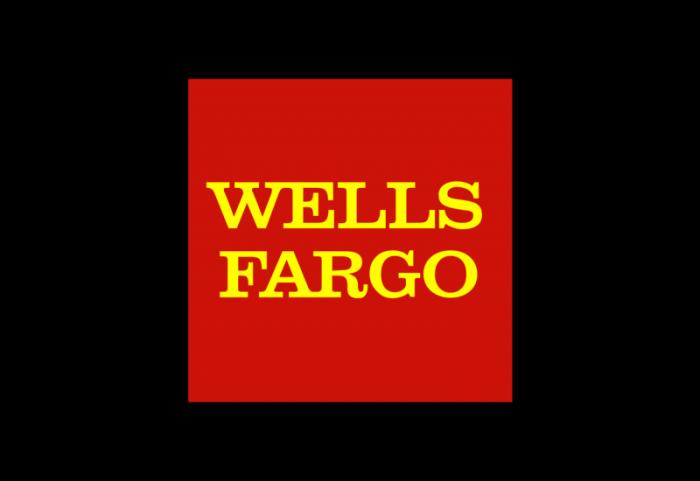 富国银行Wells Fargo金融服务logo设计