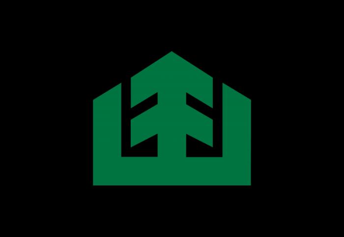 加拿大林West Fraser业公司logo设计