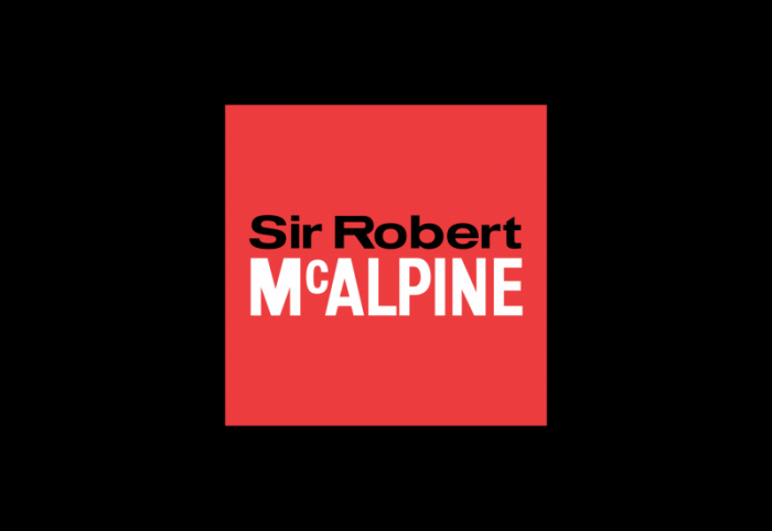 Sir Robert McAlpine logo
