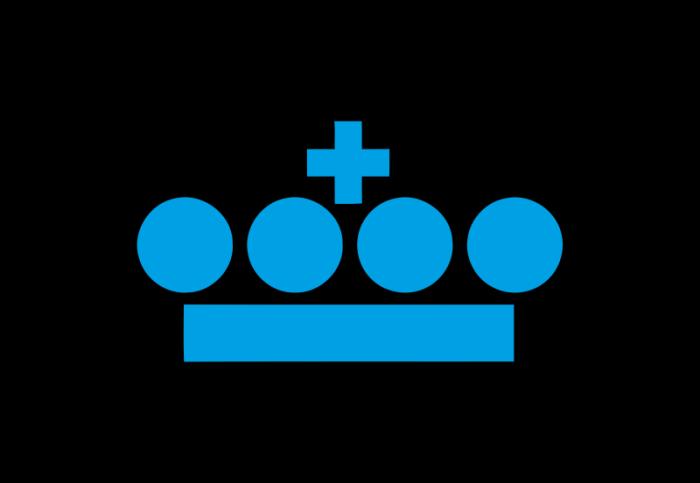 KLM客运服务logo设计