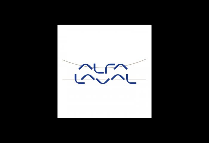 瑞典Alfa Laval重工业logo设计