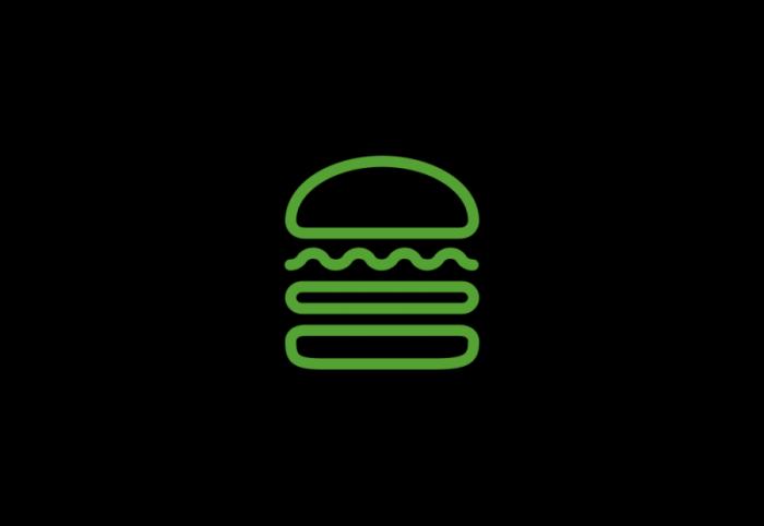 美国Shake Shack快餐休闲连锁餐厅logo设计