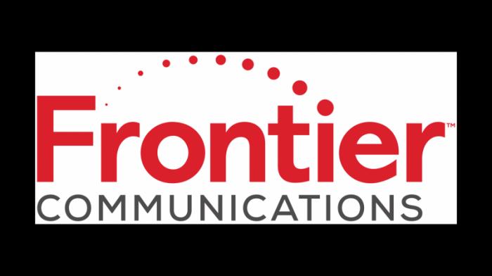 Frontier边境通信logo设计