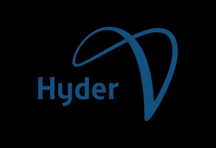 Hyder logo