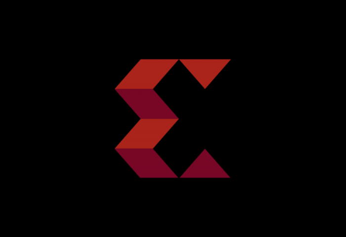 Xilinx集成电路软件logo设计