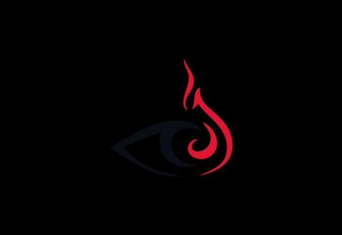 FireEye网络解决方案logo设计