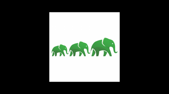 Hortonworks销售软件logo设计