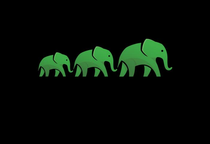Hortonworks logo 01.png elephant