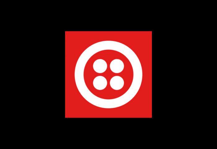 Twilio互联网基础设施解决方案logo设计