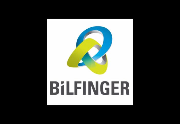 Bilfinger民用和工业建筑logo设计