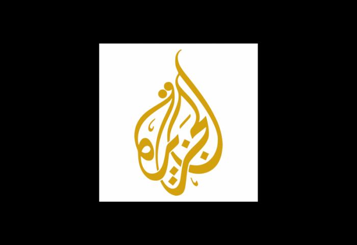 半岛电视台Aljazeera阿拉伯语logo设计