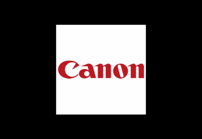 佳能Canon相机成像技术logo设计