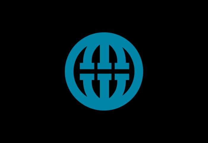 MWH水资源和自然资源logo设计