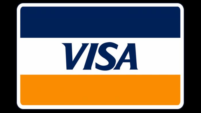 Visa logo 1976–1992