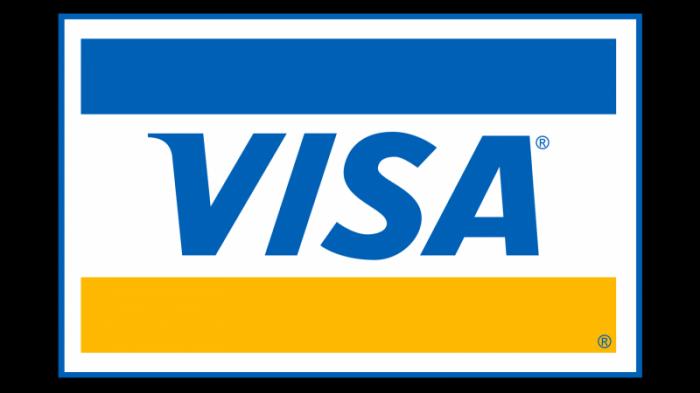 Visa logo 1999–2006