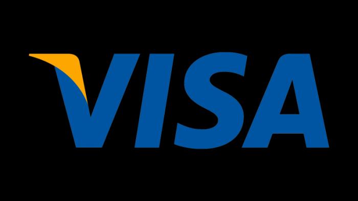 Visa logo 2005–2014