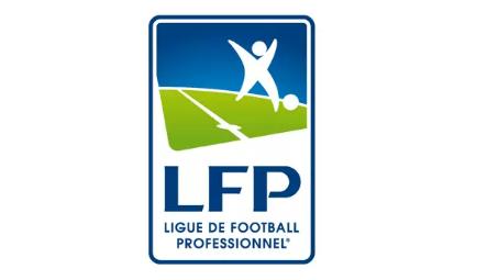 法国足球职业联赛LFP的历史LOGO