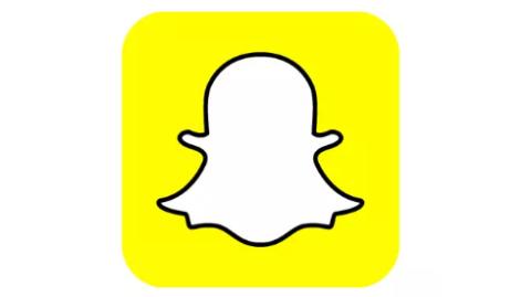 Snapchat的历史LOGO