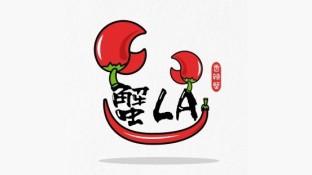 蟹LA香辣虾LOGO