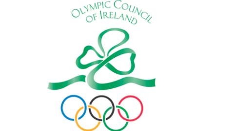 爱尔兰奥林匹克联合会的历史LOGO