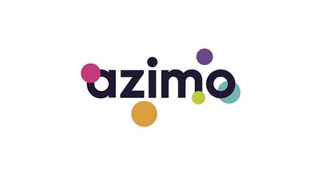 Azimo的历史LOGO
