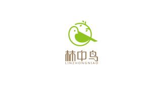 林中鸟服装公司LOGO